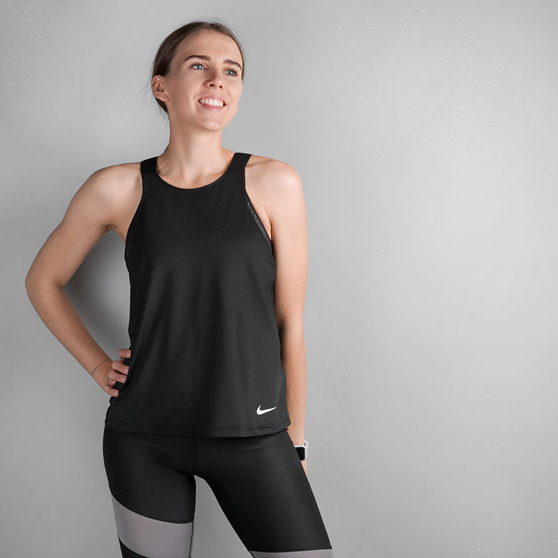 Топ Nike Dri-FIT Elevated Elastika фото