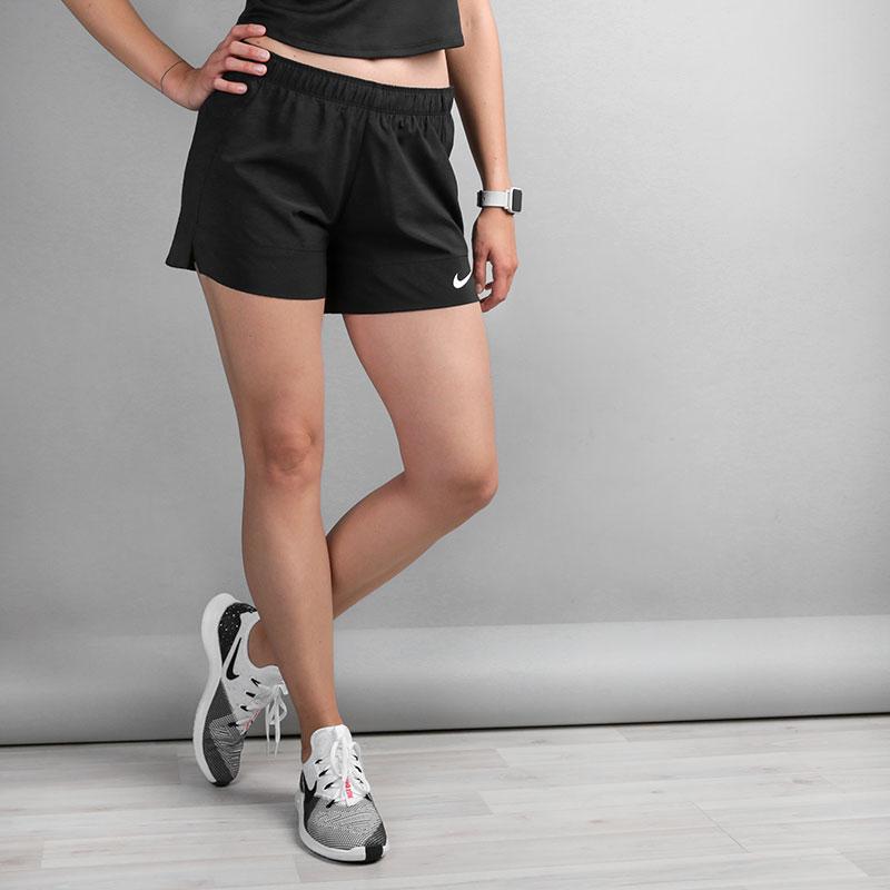 Шорты Nike Flex shortsШорты<br>Полиэстер, эластан<br><br>Цвет: Черный<br>Размеры US: L;S;XS<br>Пол: Женский