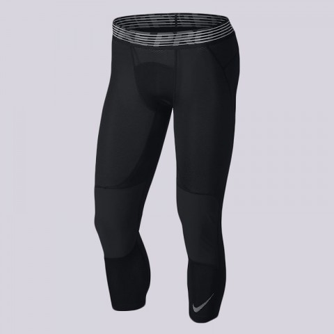 Тайтсы Nike Pro HyperCool Men's 3/4 Basketball Tights
