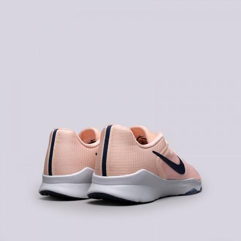 розовые  кроссовки nike wmns zoom condition tr 2 909011-800 - цена, описание, фото 4