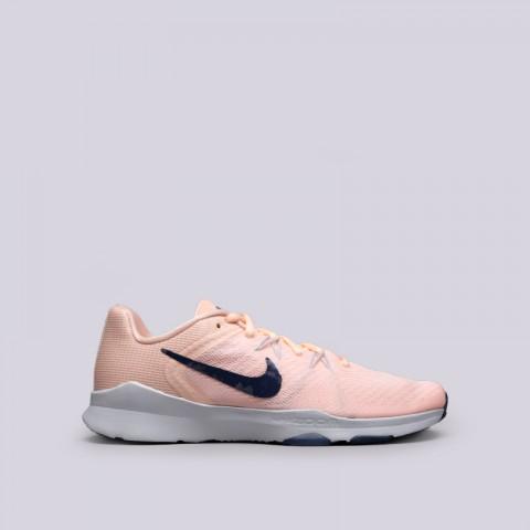 розовые  кроссовки nike wmns zoom condition tr 2 909011-800 - цена, описание, фото 1