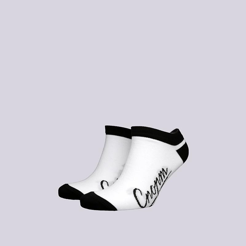 мужские белые  носки запорожец heritage спорт 2 Спорт 2-крт/бел/черн - цена, описание, фото 1