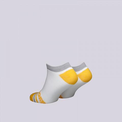 мужские белые  носки запорожец heritage добро Добро-крт/бел/жел - цена, описание, фото 2