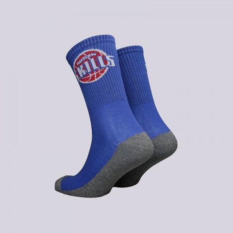 мужские синие  носки skills detroit Detroit-blue - цена, описание, фото 2