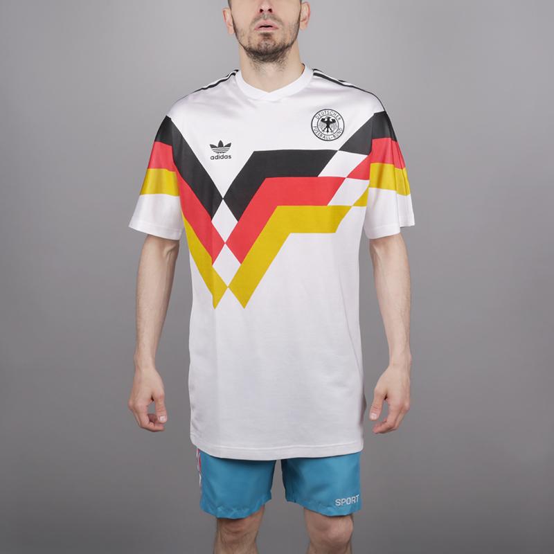 Футболка adidas Germany Jersey от Streetball
