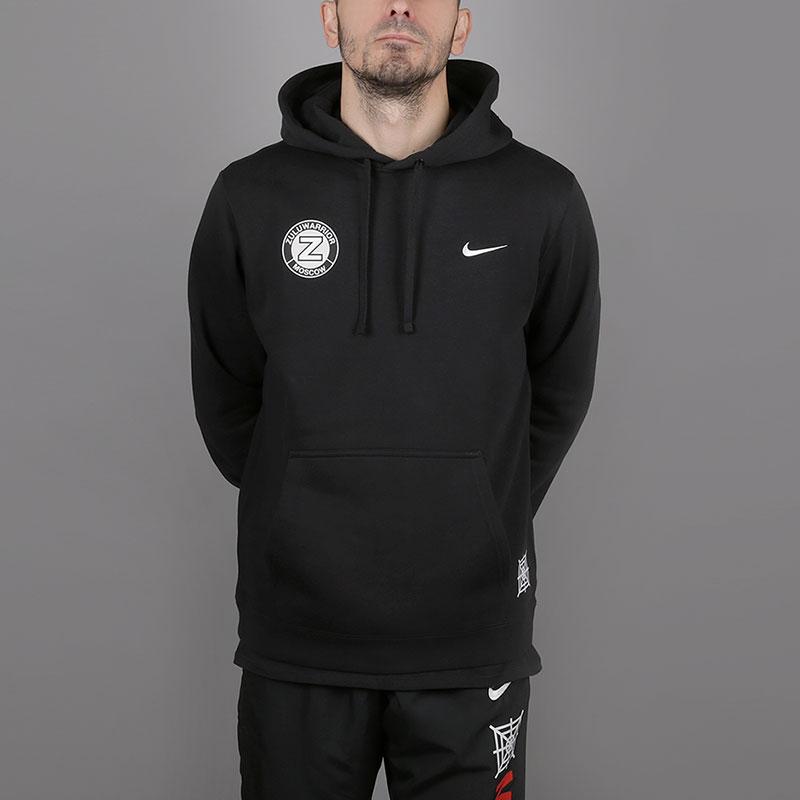 Толстовка Nike Club Hoody Z