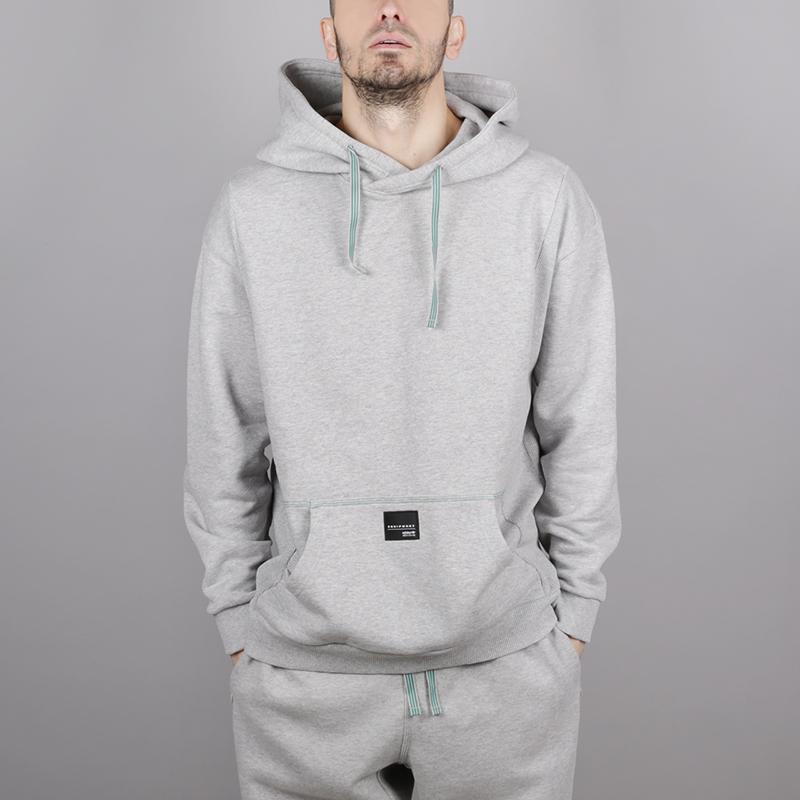 Толстовка adidas EQT 18 HoodieТолстовки свитера<br>Хлопок<br><br>Цвет: Серый<br>Размеры UK: L;M;S;XL<br>Пол: Мужской