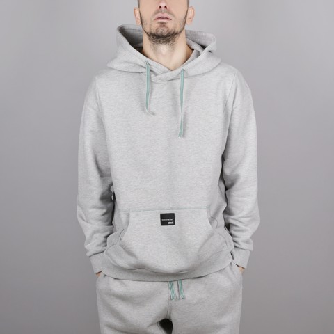 мужскую серую  толстовка adidas eqt 18 hoodie CV8598 - цена, описание, фото 1