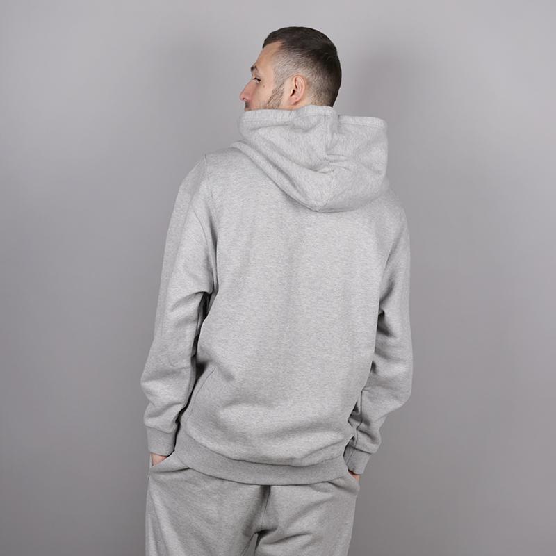 мужскую серую  толстовка adidas eqt 18 hoodie CV8598 - цена, описание, фото 4