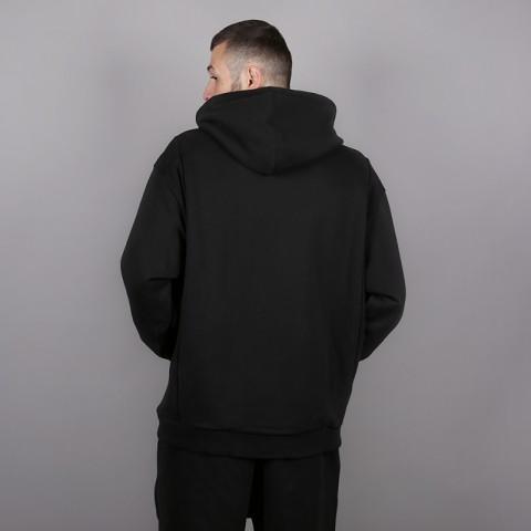 мужскую чёрную  толстовка adidas eqt 18 hoodie CD6856 - цена, описание, фото 3