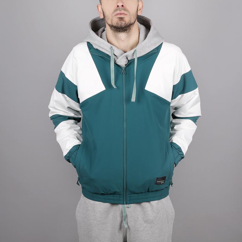 мужскую зелёную  олимпийка adidas eqt bold tt 2.0 CE2232 - цена, описание, фото 1