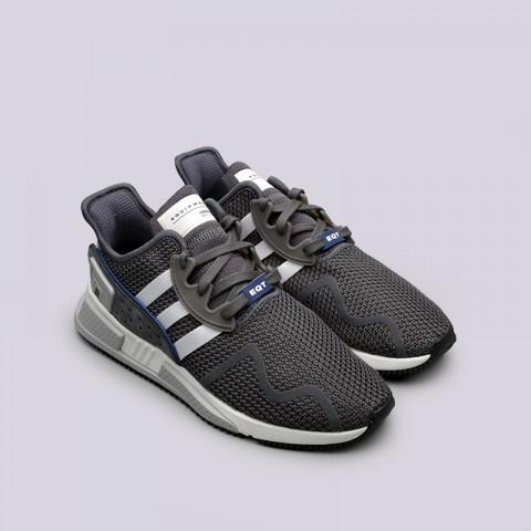 мужские серые  кроссовки adidas eqt cushion adv DA9533 - цена, описание, фото 3