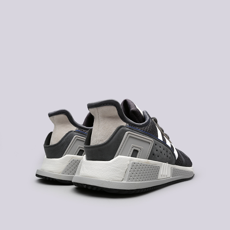 мужские серые  кроссовки adidas eqt cushion adv DA9533 - цена, описание, фото 5