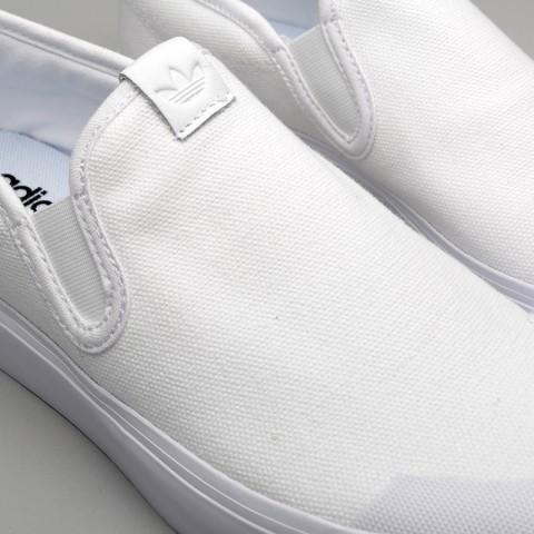 женские белые  кроссовки adidas nizza slipon w CQ3103 - цена, описание, фото 4