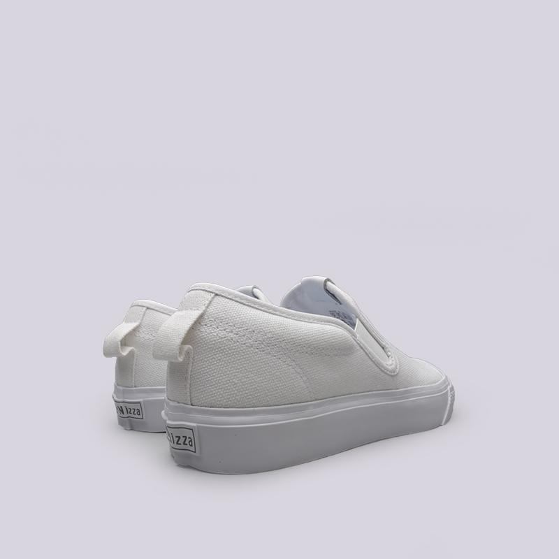 женские белые  кроссовки adidas nizza slipon w CQ3103 - цена, описание, фото 5