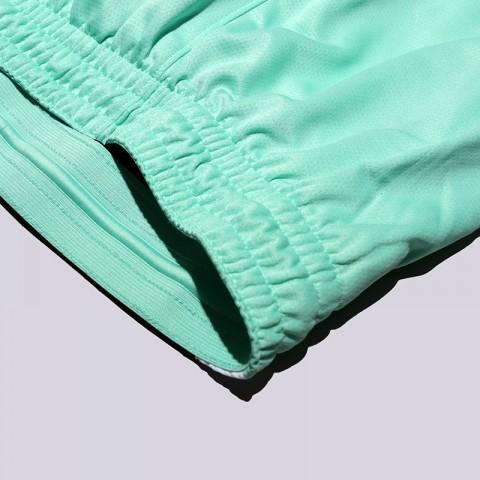 Купить мужские голубые  шорты jordan flight в магазинах Streetball - изображение 4 картинки