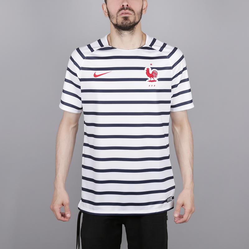 Футболка Nike France от Streetball