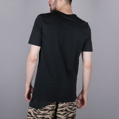мужскую чёрную  футболка jordan brand 3 AA1903-010 - цена, описание, фото 4