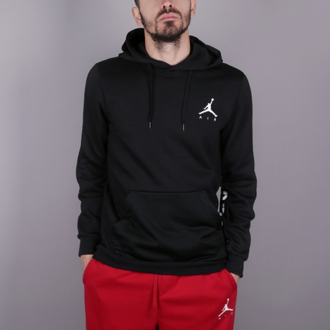 Толстовка Jordan Jumpman Hybrid Fleece