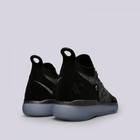 мужские серые  кроссовки nike zoom kd11 AO2604-004 - цена, описание, фото 4
