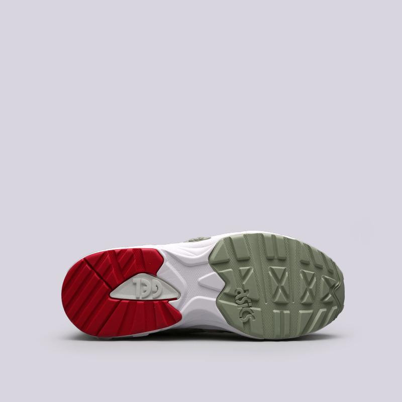 Купить мужские бежевые  кроссовки asics tiger gel-diablo в магазинах Streetball изображение - 2 картинки