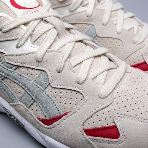 Купить мужские бежевые  кроссовки asics tiger gel-diablo в магазинах Streetball - изображение 5 картинки