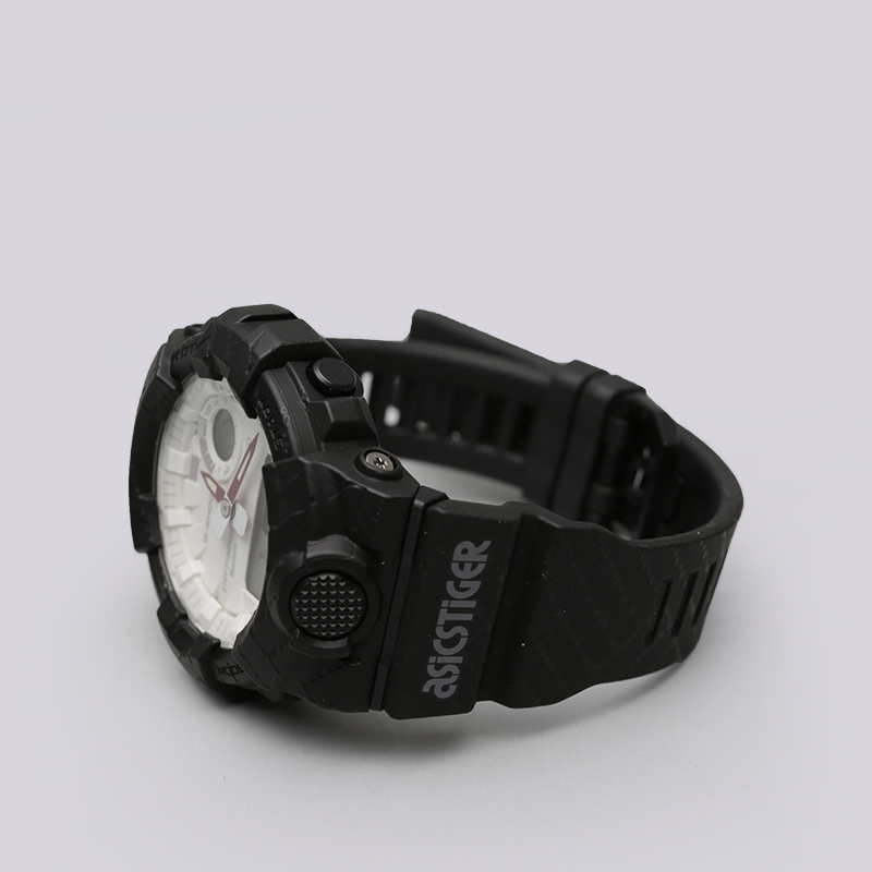 чёрные  часы casio g-shock x asics tiger GBA-800AT-1A - цена, описание, фото 2