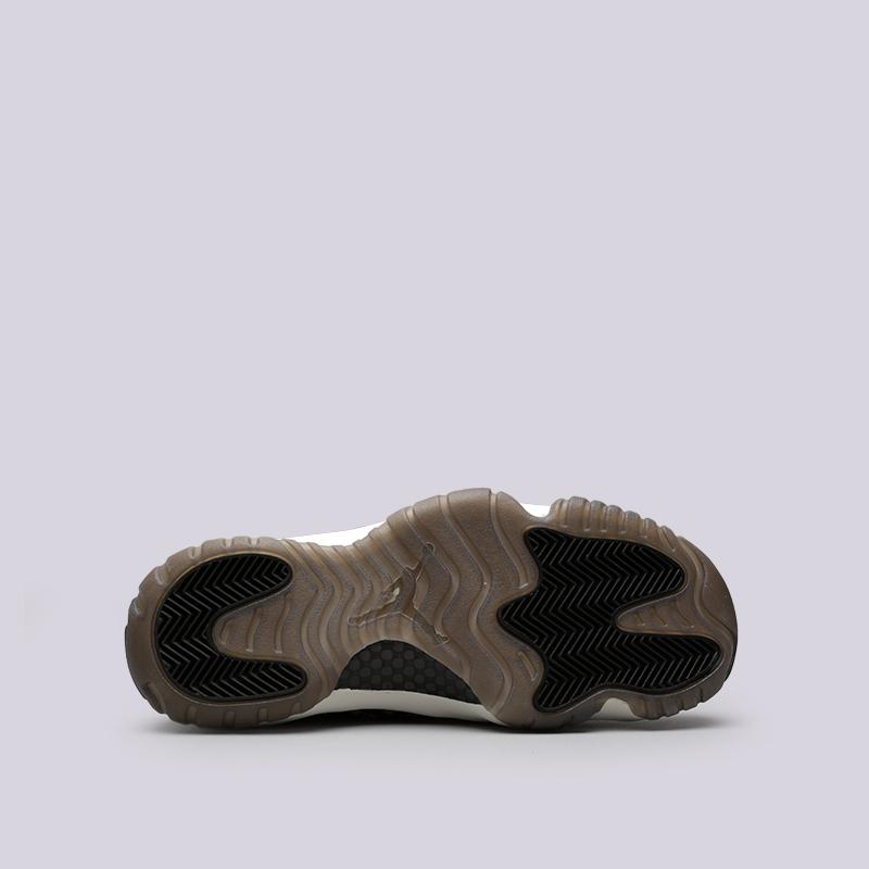 Купить мужские камуфляж  кроссовки jordan future premium в магазинах Streetball изображение - 2 картинки