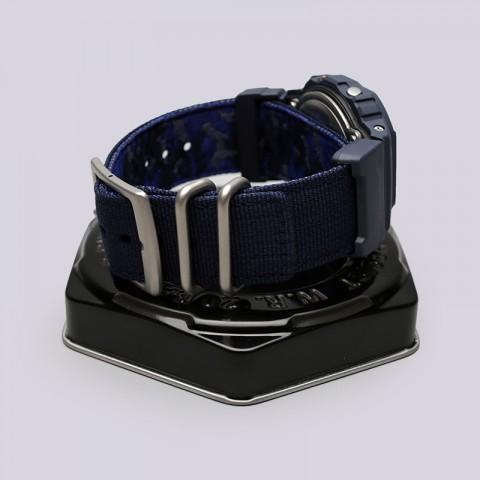 синие  часы casio g-shock dw-5600lu DW-5600LU-2E - цена, описание, фото 3