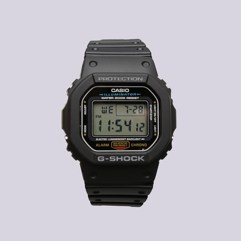 Часы Casio G-Shock DW-5600E DW-5600E-1V