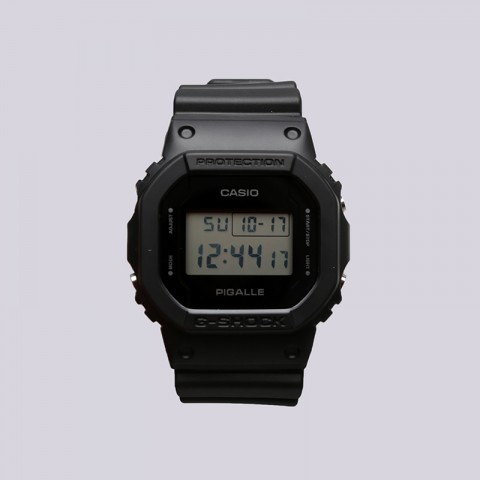Часы Casio G-Shock x Pigalle DW-5600PGB