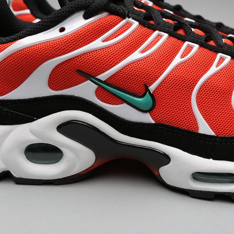 6b7be51d мужские оранжевые кроссовки nike air max plus 852630-801 - цена, описание,  фото