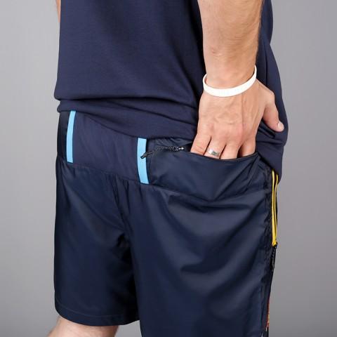 мужские синие  шорты nike acg short AO8272-451 - цена, описание, фото 5