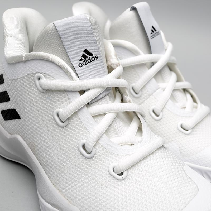 детские белые  кроссовки adidas rise up 2 k DB1671 - цена, описание, фото 5