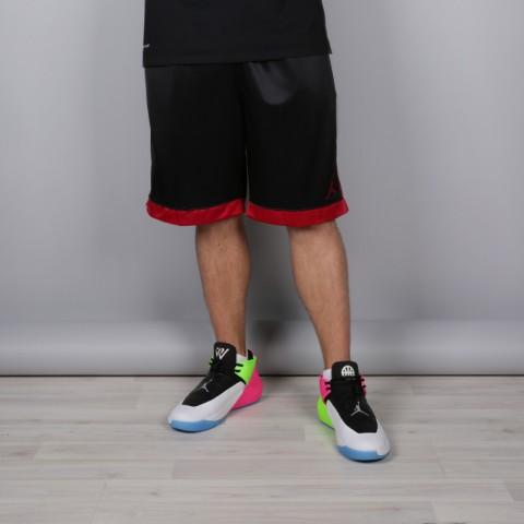 мужские чёрные  шорты jordan shimmer AJ1122-010 - цена, описание, фото 2