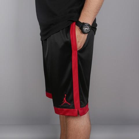 мужские чёрные  шорты jordan shimmer AJ1122-010 - цена, описание, фото 5