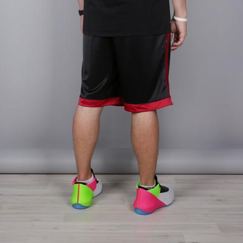 мужские чёрные  шорты jordan shimmer AJ1122-010 - цена, описание, фото 4