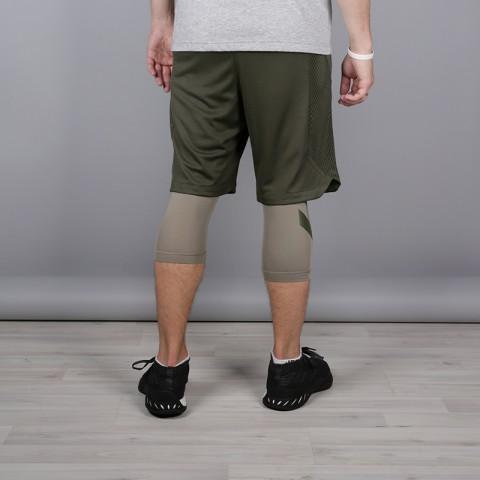 мужские зелёные  шорты adidas elec 2/1 short CE8746 - цена, описание, фото 4