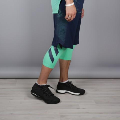 мужские синие  шорты adidas elec 2/1 short CE7001 - цена, описание, фото 4