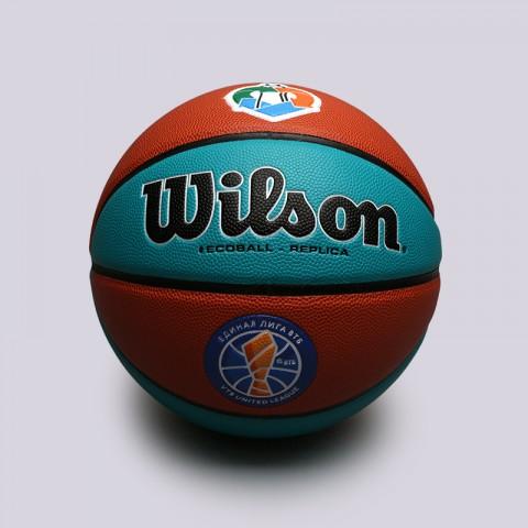 Мяч №7 Wilson VTB Replica ASG Eco
