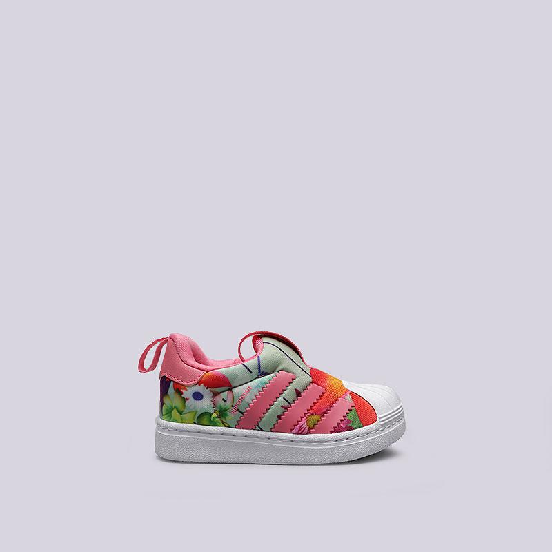 Кроссовки adidas Seperstar 360 I фото