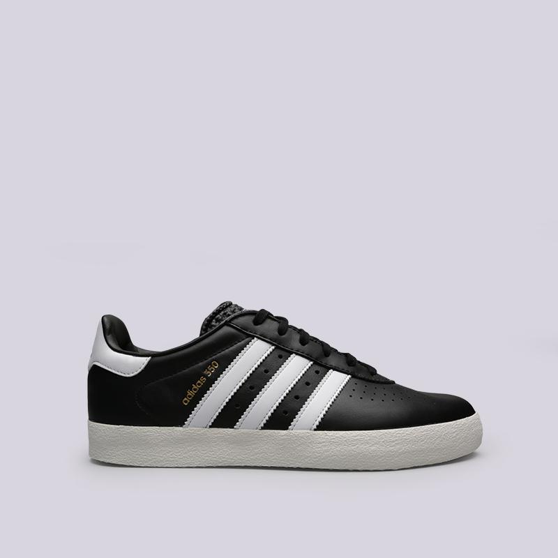 мужские чёрные  кроссовки adidas adidas 350 CQ2779 - цена, описание, фото 1