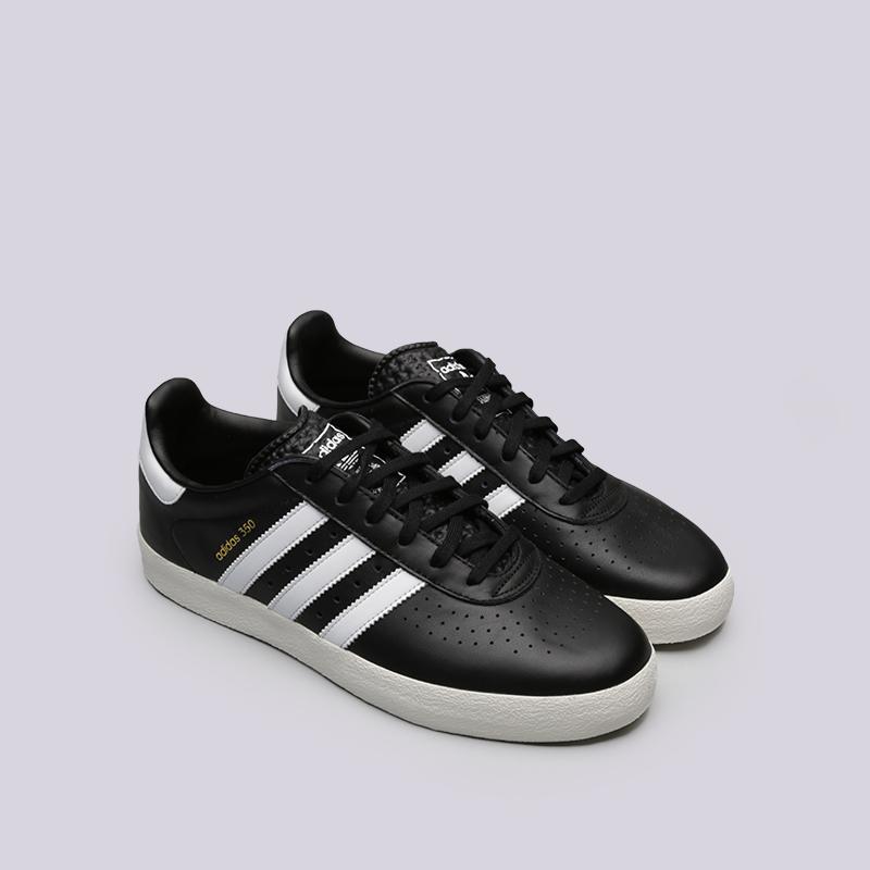 мужские чёрные  кроссовки adidas adidas 350 CQ2779 - цена, описание, фото 3