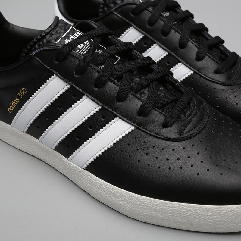 мужские чёрные  кроссовки adidas adidas 350 CQ2779 - цена, описание, фото 4