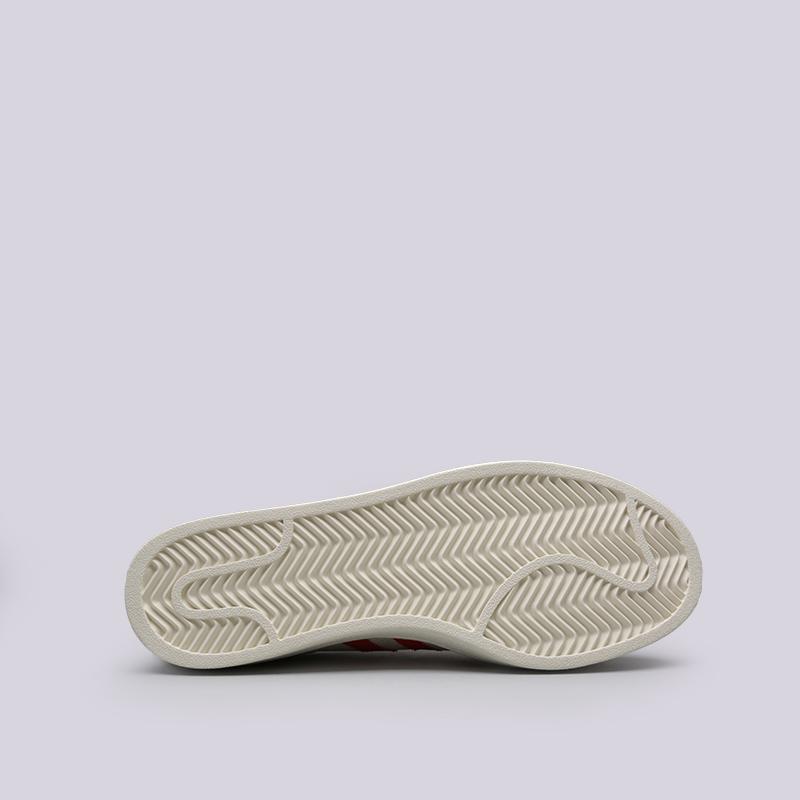 мужские бежевые  кроссовки adidas campus CQ2069 - цена, описание, фото 5