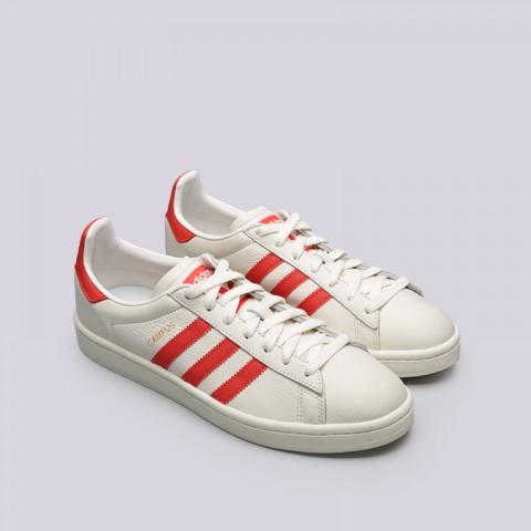 мужские бежевые  кроссовки adidas campus CQ2069 - цена, описание, фото 2