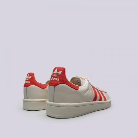 мужские бежевые  кроссовки adidas campus CQ2069 - цена, описание, фото 4