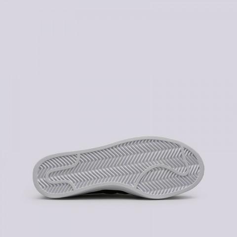 мужские чёрные  кроссовки adidas campus stitch and turn BB6745 - цена, описание, фото 3