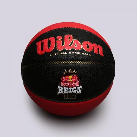 Мяч №7 Wilson Red Bull Reign Reg Season BSKT