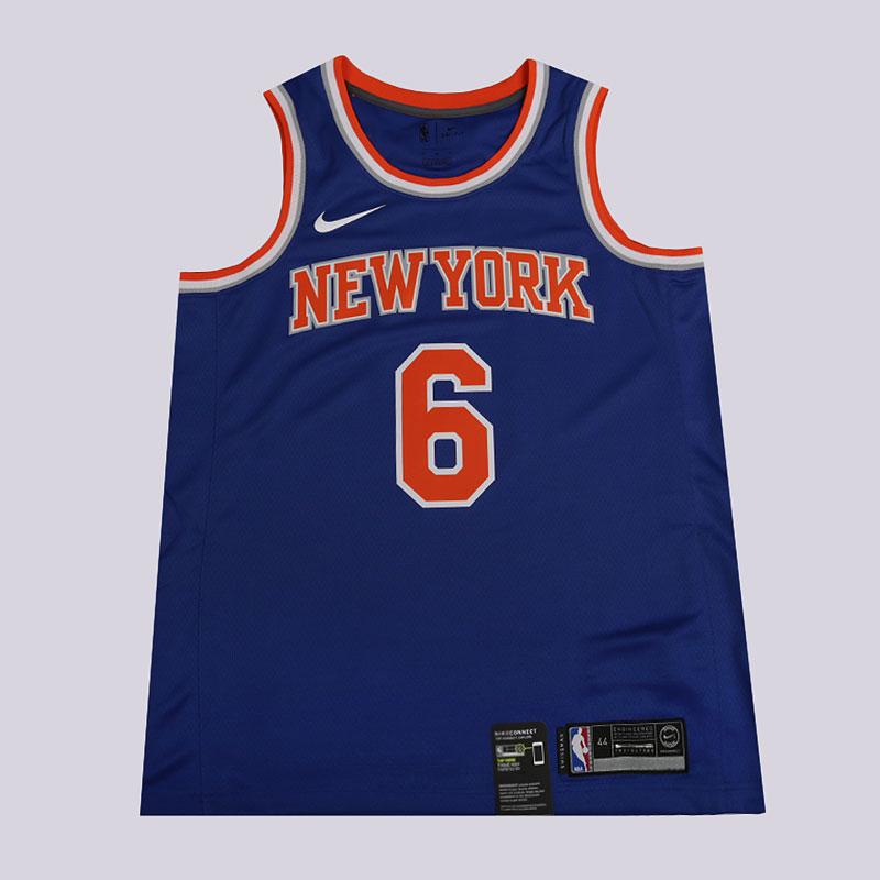 separation shoes 829f2 79fea Мужская майка NBA Kristaps Porzingis Icon Edition Swingman Jersey от Nike  (864495-495) купить по цене 3590 руб. в интернет-магазине Streetball